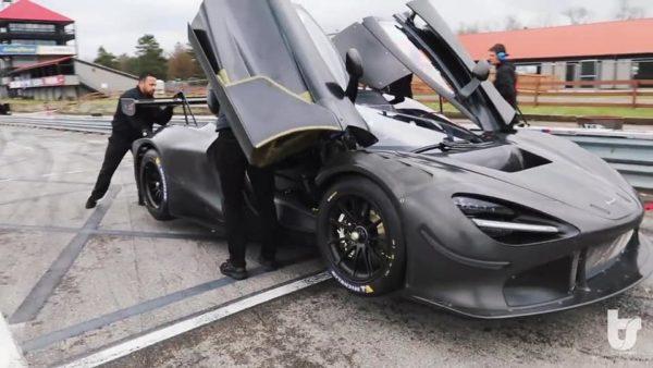 McLarenGT3