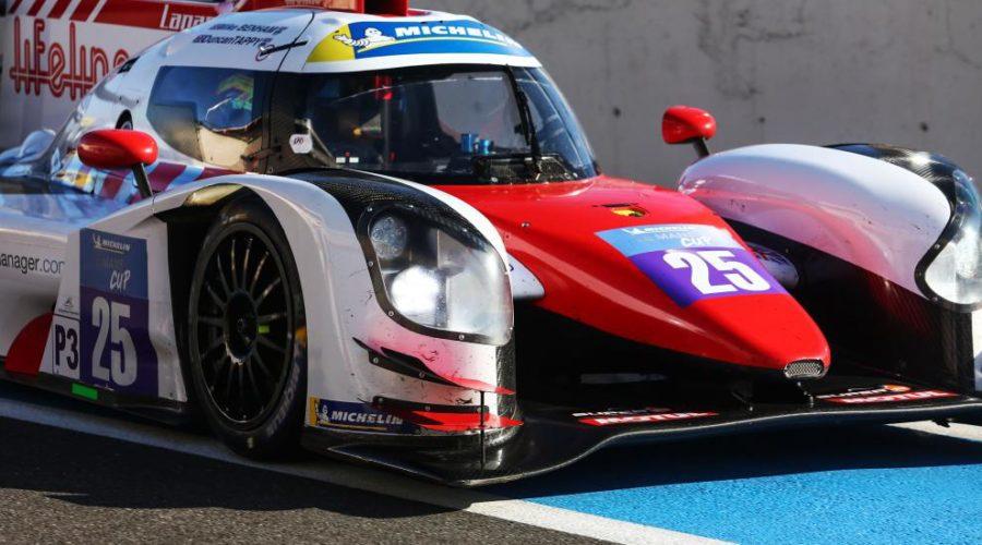 Norma M30 Lanan Racing