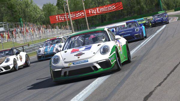 PorscheCupvirtual