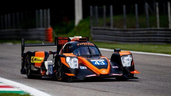 RLR Motorsports Monza
